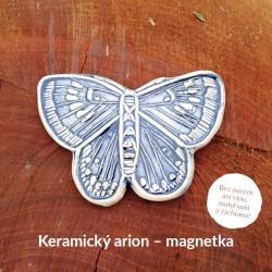 Magnetický keramický arion