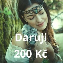 Daruji 200 Kč