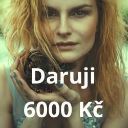 Daruji 6000 Kč