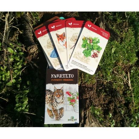 Kvarteto putování přírodou