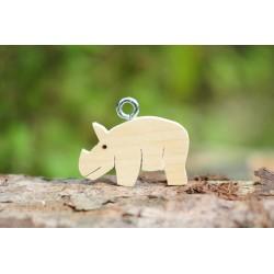 Klíčenka nosorožec