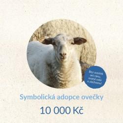 Symbolická adopce ovečky