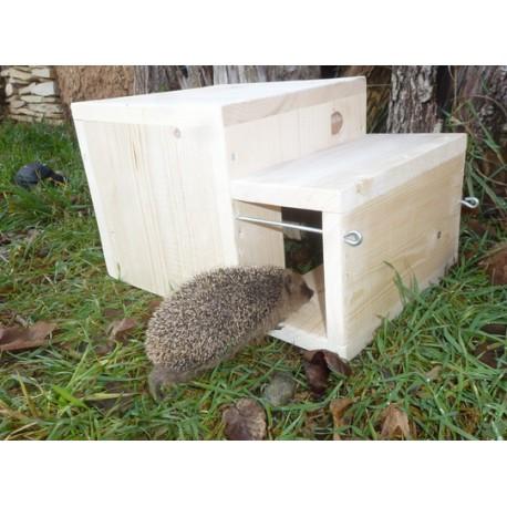 Krmítko pro ježky nebo kočky selektivní