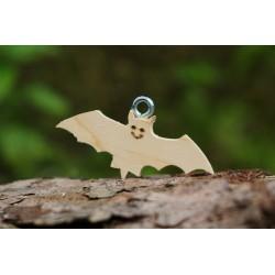 Klíčenka netopýr