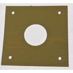 Plechová ochrana 28 mm