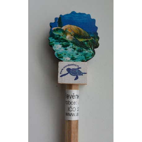 Tužka Mořské Želvy