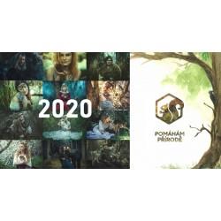 Kalendář JARO Jaroměř 2020 + brožurka